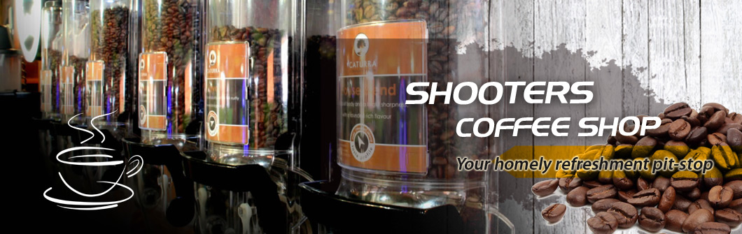 Shooters coffee shop